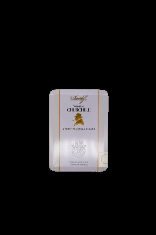 Winston Churchill (White Label) Petit Panetela
