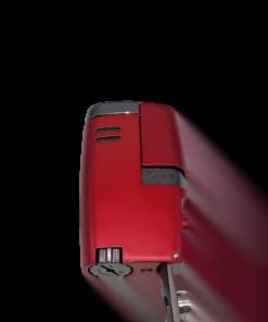 Vitara Lighter - Red w/ Gunmetal