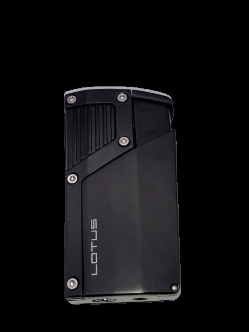 Czar 4-Flame Torch Lighter - Black Matte