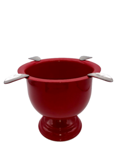 Stinky Cigar Ashtray- Fire Engine Red
