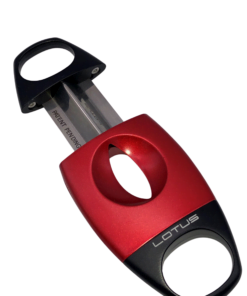 Jaws Serrated V-Cutter - Red & Black