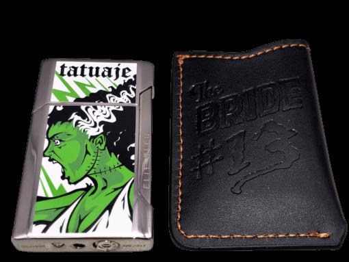 J-12 Tatuaje The Bride Lighter with Case