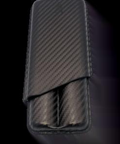 70 RG Carbon Fiber 2 Cigar Case