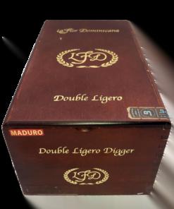 Double Ligero Digger Maduro