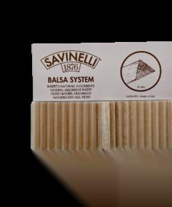 Pipe Filter - Savinelli Balsa - 6 mil