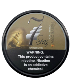 Mac Baren 7 Seas Gold Tin 3.5 oz