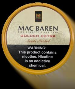Mac Baren Golden Extra Tin 3.5 oz