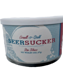 Seersucker 2 oz. Tin