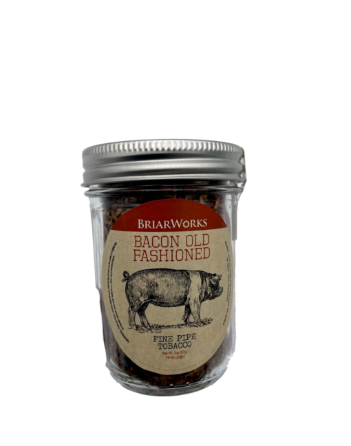 Bacon Old Fashioned 2 oz. Jar