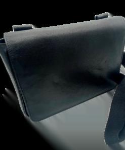 4th Generation - Black Messenger Bag
