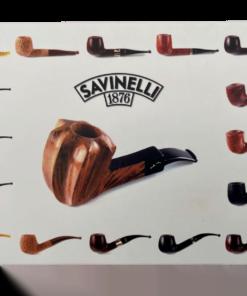 Pipe Filter - Savinelli Balsa - 6 mil 300 count