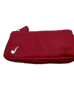 Savinelli Nappa Combo Pouch Red