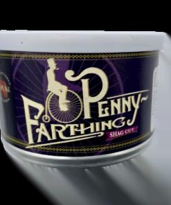 Penny Farthing Shag Cut