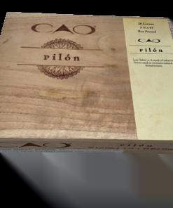 Pilon Corona Box Pressed