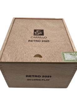 Retro 2021 Gordo Long Play