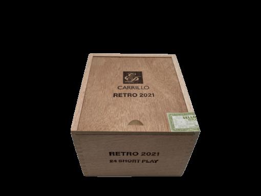 Retro 2021 Robusto Short Play