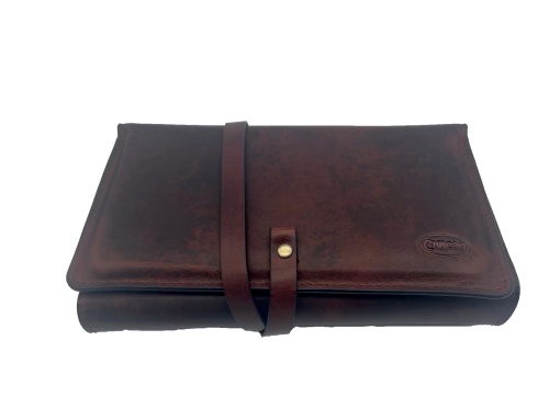 Leather 2 Pipe Roll